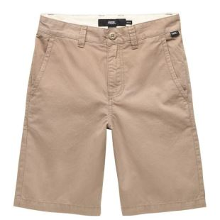 Authentic Short Boys Military Khaki