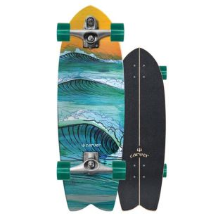 "C7 - 29.5""  Swallow 2019 Surfskate Complete"