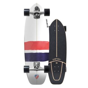 "C7 - 32.25"" USA Thruster 2019 Surfskate Complete"