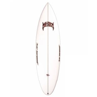 "Retro Ripper - 5'11 x 19.25"" x 2.45"" - 31 L - Thruster - Futures"