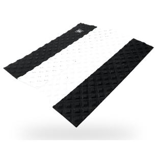 Fast Foward Front pads - White