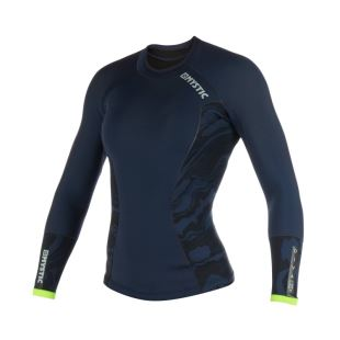 Diva L/S Vest Neoprene Women - Navy/lime