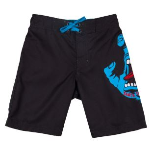 Boardshort Screaming Hand Boardie Black
