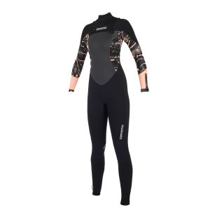 Diva Fullsuit 4/3mm Double Fzip Women