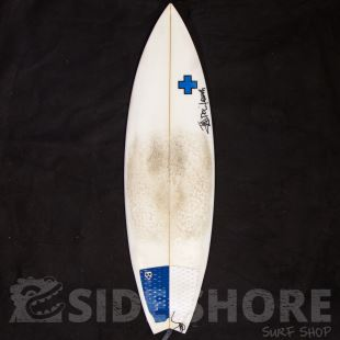 "New buddy- 5'8 x 19"" 1/4 x 2"" 3/8 - Combo - Futures"