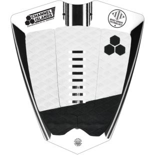 Pad Mixed Groove - 3 pièces - White / Black