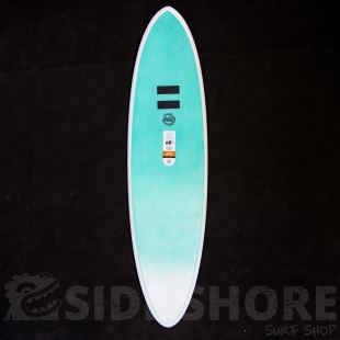 "The Egg - Mint Carbon - 7'2 x 21"" 3/4 x 2"" 3/4 - 50 L - Futures - Thruster"