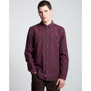 Icon Gingham LS