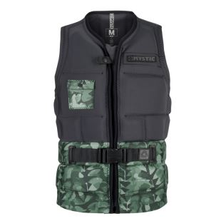 Shred Impact Vest Fzip Wake