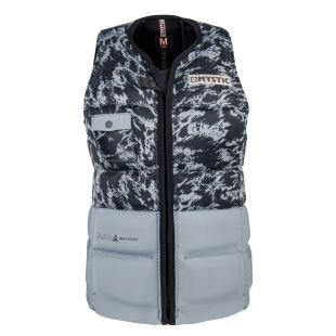 Dazzled Impact Vest Fzip Wake Women