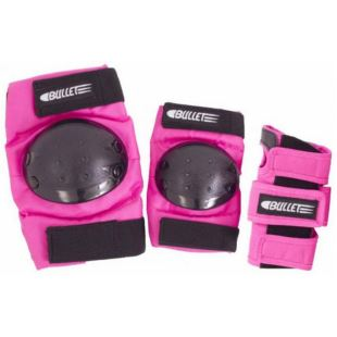 Junior Pack de protection Pink