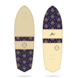 Padang Padang 34' Power Surfing Yow Deck