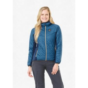Clea Jacket Petrol Blue