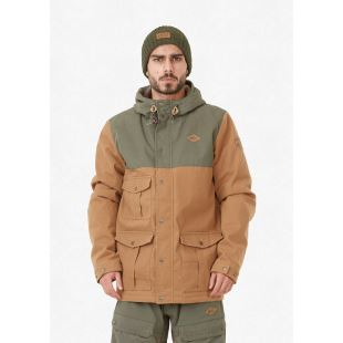 Horace Jacket Camel