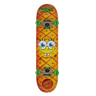 Spongebob Complete PINEAPLLE FACE  7.25 x 29.9