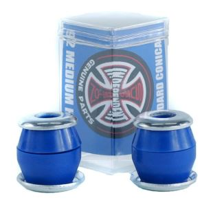 Bushings Conical Medium Hard 92A Blue