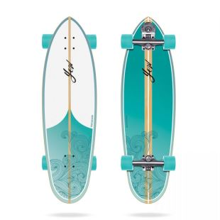 "J Bay 33"" Dream Waves Series Yow Surfskate"