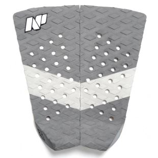 Pad Traction Split - 2 pièces - Grey / White