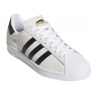 Superstar ADV White Black Gold