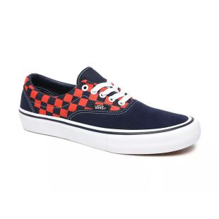 Era Pro Checkerboard Navy Orange