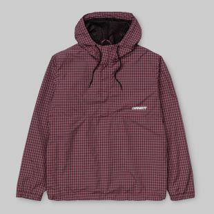Alistair Pullover Check