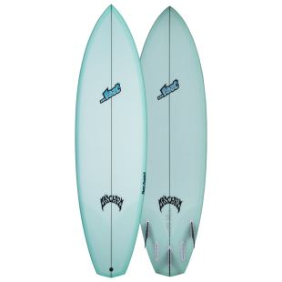 "Party Crasher - 6'6 x 21.50"" x 2.88"" - 44 L - Thruster - Futures"