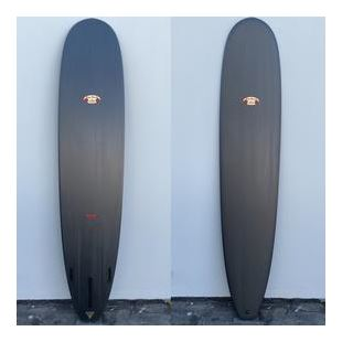 "In The Pink - Carbon Epoxy - 9'2 x 23"" x 3"" - 2+1 - Us box + Futures"