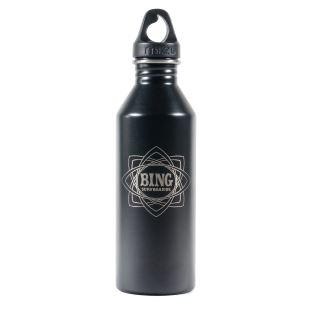 Gourde - Mandala Mizu Bottle - 17 oz / 50 cl - Black