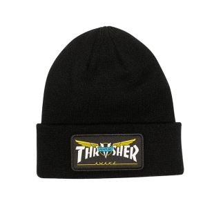 Beanie Venture Collab Patch Black
