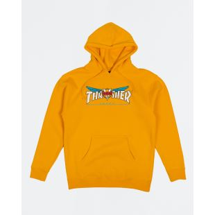 Sweat Venture Collab Hood Gold