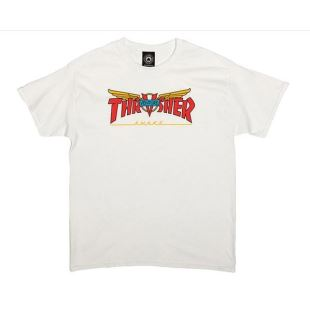 T Shirt Venture Collab SS White