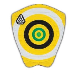 Pad - Kelly Slater Grom - Yellow - Wax Comb - 1 pièce