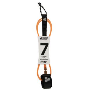 CI Standard Leash 7' - Hex Cord - 1/4""