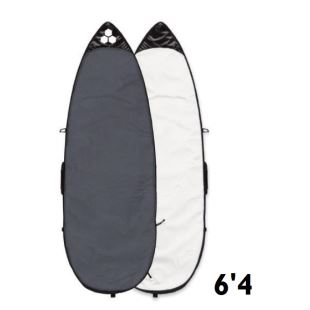 Housse Surf - Feather Lite Bag - 6'4 - Charcoal Hex