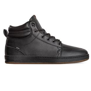 GS Boot Black Leather