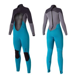 Star 5/4 D/L Fullsuit Women  - Mint