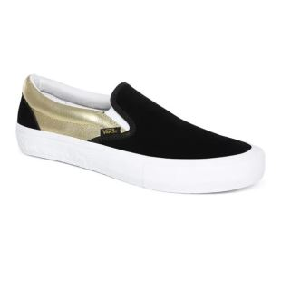 Slip On Pro Shake Junt Blk Gold