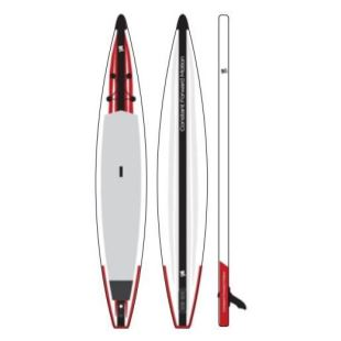 "Performance Race / Sup Gonflable - 12'6"" x 27"""