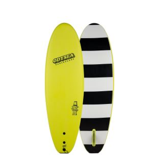 ODYSEA 6'0 - Plank - Electric Lemon