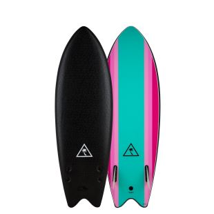 Catch Surf Heritage - 5'6 - Retro Fish Twin