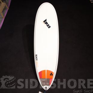 "Egg - 6'4 x 21 1/2"" x 2 1/2"" - 4 + 1 - Us Box / FCS"