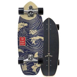 "CX - 28""  Snapper Surfskate Complete"
