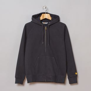 Hooded Chase Jacket Jet