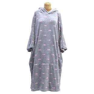 TLS poncho Shark dot