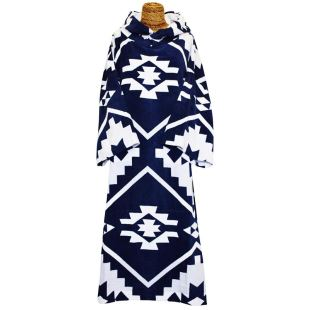 TLS poncho Native  - Coton