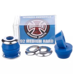 Bushing Conical Medium Hard 92A Blue