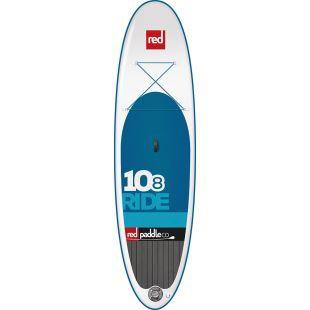 Red 10'8 Ride Mega 2015