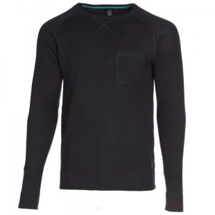 Stand Not Sweater II Sulfur Black