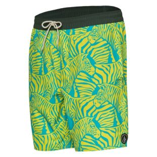 Above Board Boardshort Lime