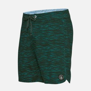 Libroation Boardshort Expedition Green
